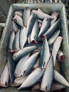 2020 Frozen pacific  mackerel  HGT 100-200g/pc from fresh  fish
