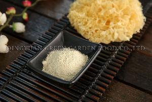 White Fungi powder