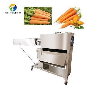 TS-P160 Automatic Vertical carrot peeling machine