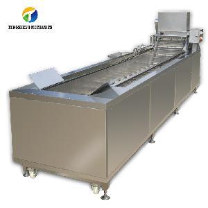 TS-X300 Ozone disinfection bubble vegetable washing machine