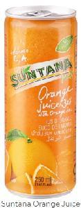 Suntana Plus Fruit Juice