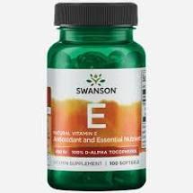 vitamin   e   softgel