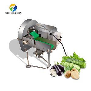 Commercial stainless steel table cutting machine cutting onion machine