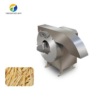 Automatic  French Fries Cutter Sweet  Potato   Chips  Cutting Machine (TS-Q128)
