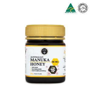Австралийский мед манука MGO 100+ (халяль) - 250г