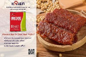 Monascus Red for Dried Meat Products