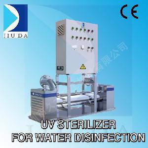 УФ-дезинфекционное оборудование для очистки воды