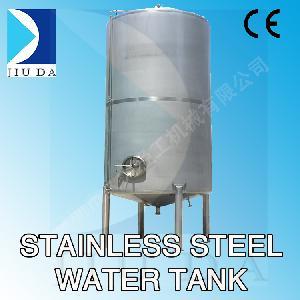 Резервуары для хранения из нержавеющей стали