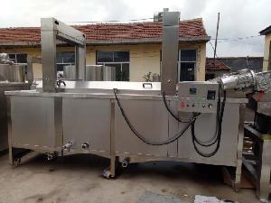 Automatic spring roll  frying   machine