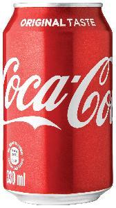 Coca Cola , light, zero, Fanta Orange, Sprite 330ml Cans