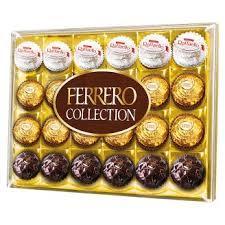 Ferrero  Collection 269g /  Ferrero   Rocher  T30 375g /  Ferrero   Rocher  T16 200g