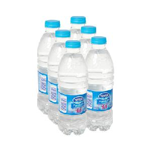 Nestle Pure  Life  Aquarel natural spring  water  500ml / Evian Natural Mineral  Water  1.5L /Island Chill
