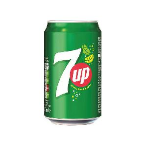 7 UP 330ml Can / 7 UP 500ml Pet Bottle / 7 UP 1l Pet Bottle