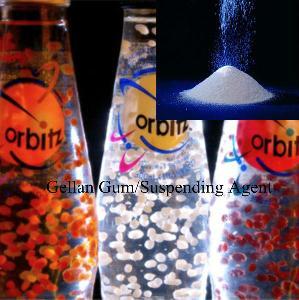 Food Additive Stabilizer and Suspending Agent Gellan Gum for Beverage