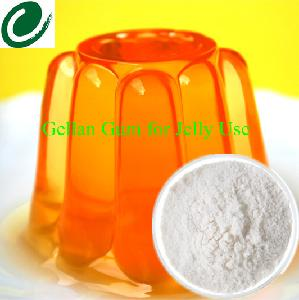Food Grade Gelling Agent Low Acyl Gellan Gum for Jelly