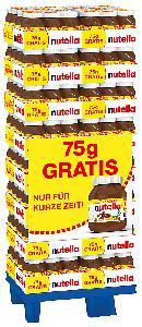 Ferrero Nutella Chocolate Spread 750g