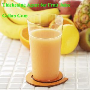 Gelling Agent High Acyl Gellan Gum Food Additives