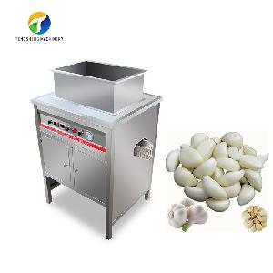 High Quality Garlic Peeling Machine / Garlic Skin Removing Machine / Garlic Peeler (TS-T300)