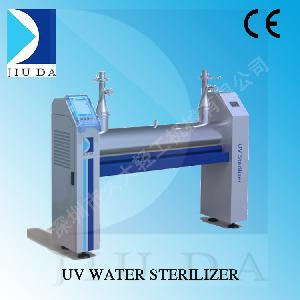 UV disinfection equipment for water treatment