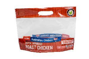 microwave anti fog roast chicken beef meat packaging bag