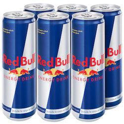 redbull drinks
