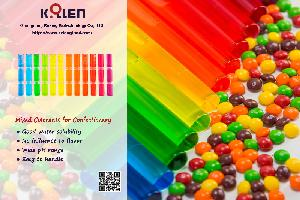 Mixed Colorants for Confectionary