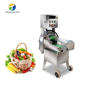 Automatic Carrot Slicer Machine Commercial Vegetable Cutting Machine (TS-Q115)