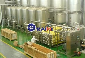 UF membrane equipment for juice clarification