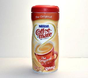Nestle  coffee - mate   coffee   creamer  jar 400g / Quaker White Oats Tin 500g