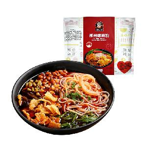 HOT SALES LIUJIANGRENJIA Luosifen Chinese Food Delicious Spicy Noodle Big Bag 330g Rice Noodles