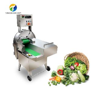 Stainless steel vegetable slicer cilantro slicing machine (TS-Q120)