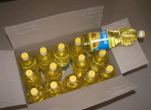 100% refined / winterized / pure Sunflower Oil