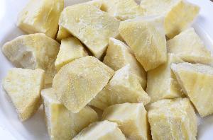 Замороженные кусочки сладкого картофеля(IQF)