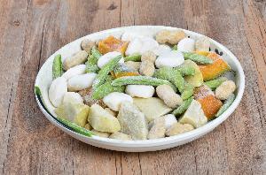 Замороженные(IQF) Смешанные Овощи