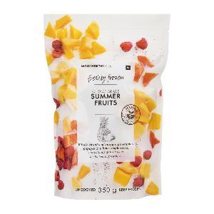 Freshly Frozen Summer Fruits 350g/Frozen Roast Potatoes 1Kg