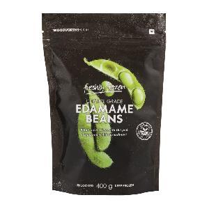 Freshly Frozen Edamame Beans 400g