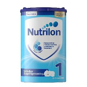 Nutrilon infant formula stage 1 (The Netherlands)