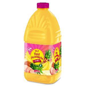 67.6 fl oz VINUT Red Pineapple Juice with Banana