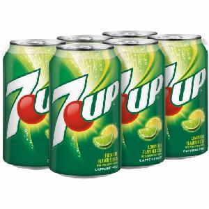 7UP Lemon Soda /7up Lemon Lime Soda 355ml