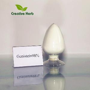 anti-osteoporosis&Menstrual pain relief with sophora japonica extract genistein ,GEN,genistein 98%