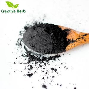 Factory supply Cosmetic & Food grade Vegetable carbon black Powder