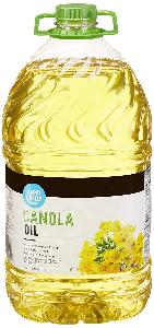 Happy Belly Canola Oil, 1 Gallon (128 Fl Oz)
