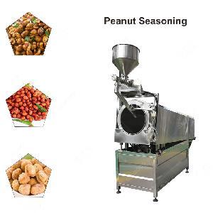 Peanut Production Machine/Seasoning Machine For Snacks