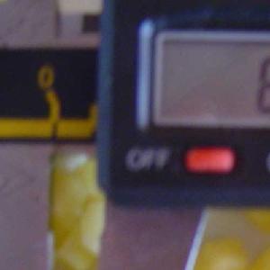 замороженный   ананас   IQF  нарезанный кубиками