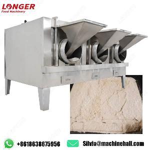 High Quality Electric Soybean Roaster Flour Roasting Machine