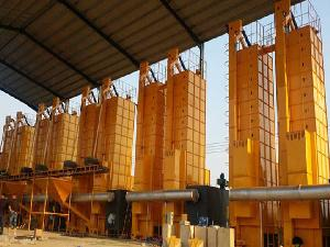 Cereal Drying | Mixed Flow Grain dryer | Dried Corn Machine