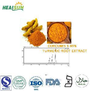 Curcumin Powder Nature Pigments