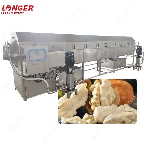 High Quality Walnut Hulling Machine Shelling Walnuts Processing Equipment