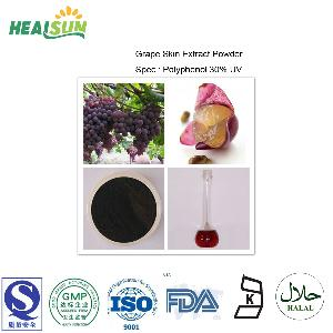 Grape Skin Polyphenols, Grape resveratrol
