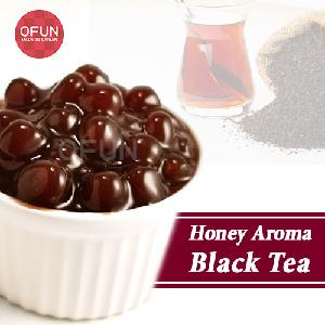 Taiwan Instant Boba (Tapioca Pearl) - Black Tea Flavor